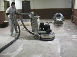Concrete Diamond Grinding