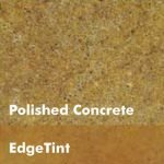 Gold Concrete Floor