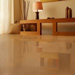Living Room Polished FLooring