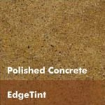 Raw Sienna Concrete Floor