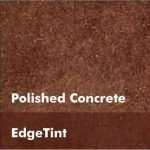 Saddle Brown Concrete Floor