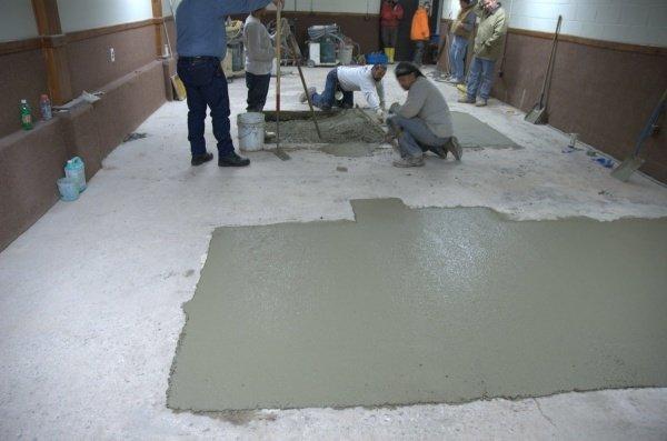 Concrete Surface Preparation Pennsylvania Concrete