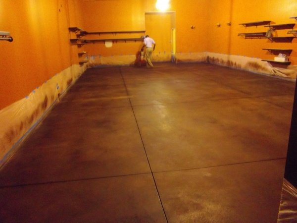 Polished Concrete Floor Finishes Pennsylvania Diamond