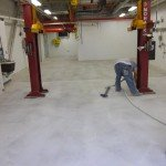 Concrete floor restoration MD 2