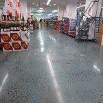 Finished Polished Floor