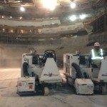 Madison Square Garden Concrete Removal 3