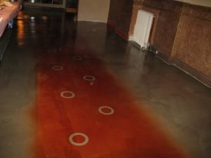 Concrete Floor finishes md