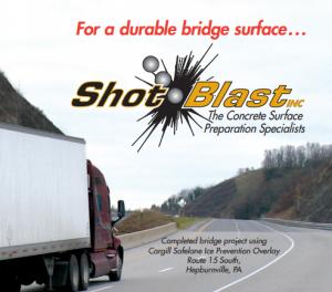 durable bridge surface