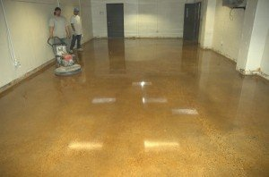 concrete floor finishes DE