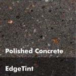 Black Concrete Floor