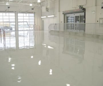 Car Dealership Flooring