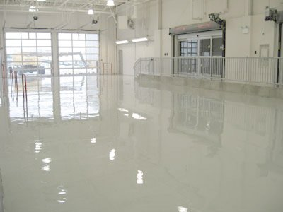 Concrete Floor Coating In Nj 187 Shot Blast Inc