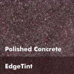 Eggplant Concrete Floor