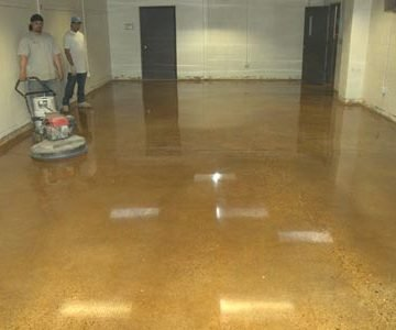 Glosscrete Shining Floor