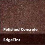 Mahogany Concrete Floor