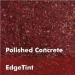 Maroon Concrete Floor