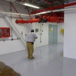 Concrete floor restoration MD