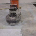 carpet mastic removal