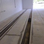 concrete floor needs shot blasting