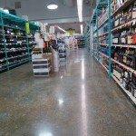 Polished Warehouse Floor