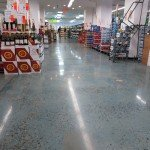 Finished concrete polishing in New Jersey