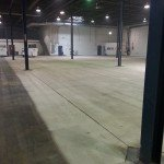 concrete floor refinish