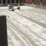 Resurfacing Parking Garage